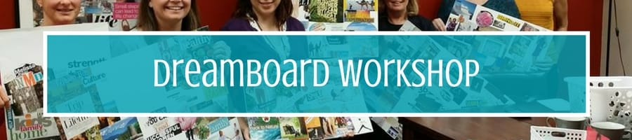 dreamboard workshop for business